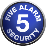Five Alarm Security Phone Number