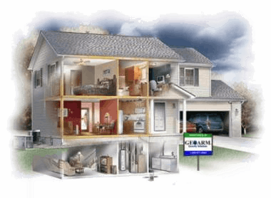 GEOARM Home Security Phone Number