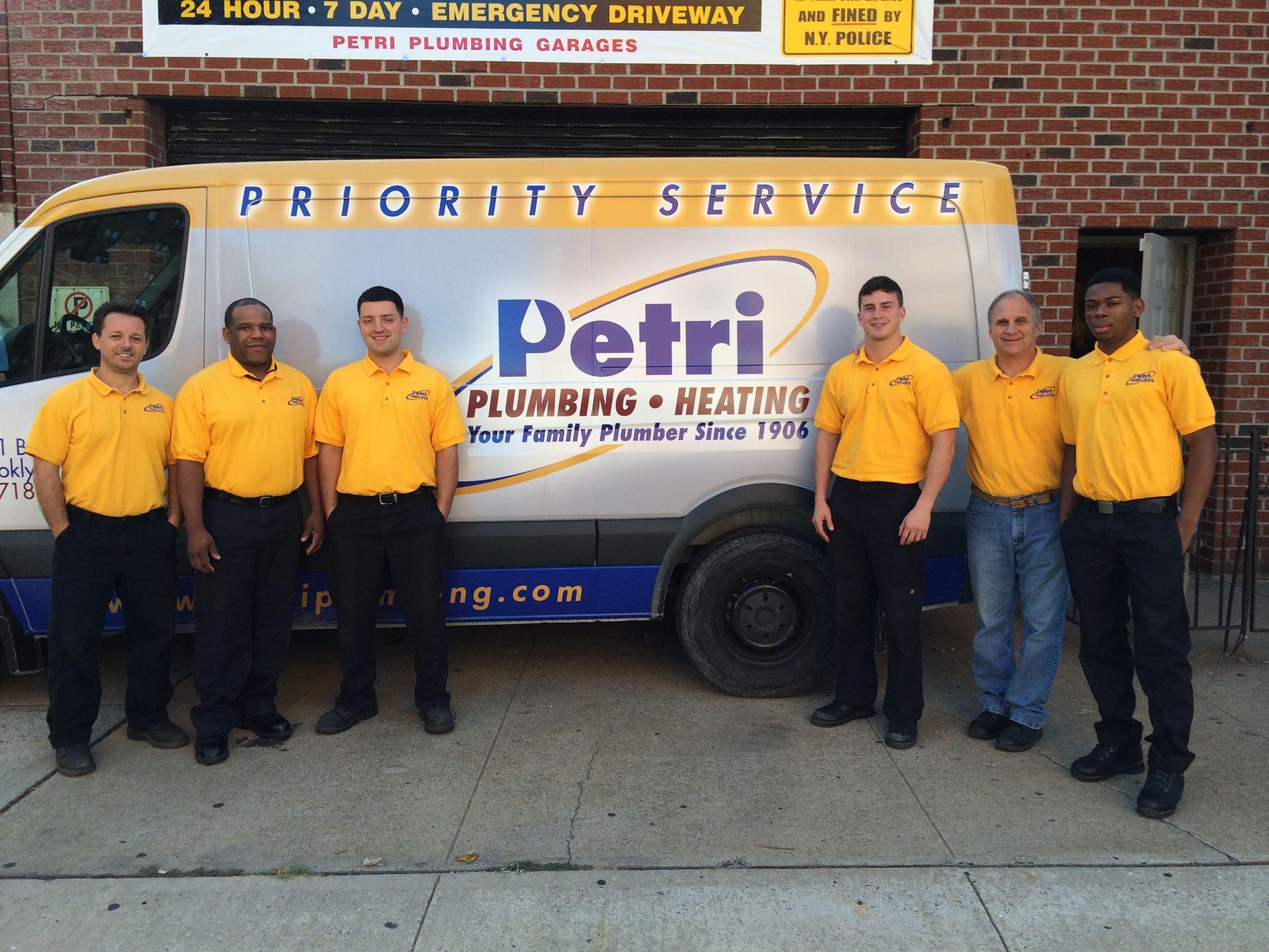 Petri Plumbing & Heating Phone Number