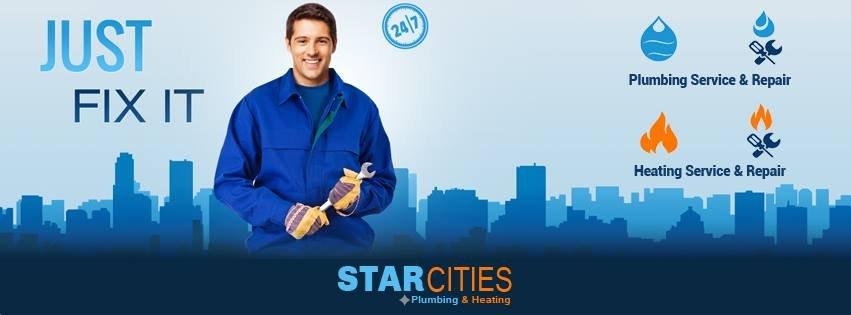 Star Cities Plumbing & Heating Phone Number