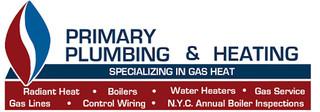 Primary Plumbing & Heating Phone Number