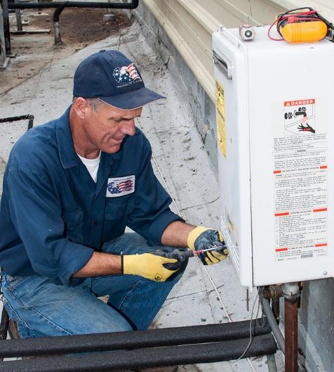 Davies Water Heater Repair & Install Phone Number
