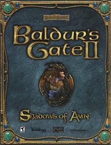Baldur's Gate II: Shadows of Amn Video Game