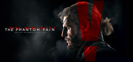 Metal Gear Solid V: The Phantom Pain Video Game