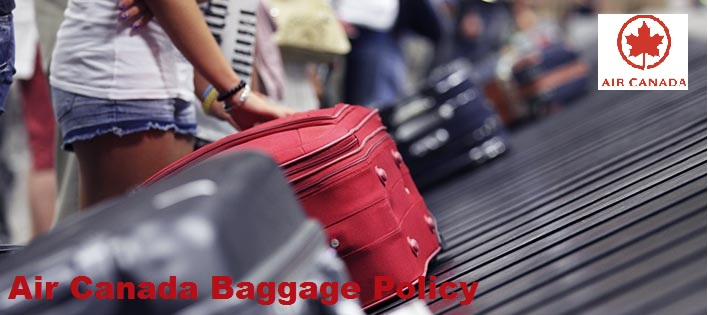 Air Canada Baggage Policy